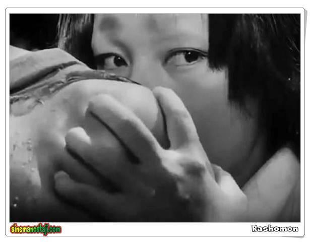Rashomon,88 Dak., Akira Kurosawa, Japonya, Machiko Kyô, Masayuki Mori, Rashōmon, Rashomon ve Korulukta, Ryūnosuke Akutagawa, Takashi Shimura, Toshirô Mifune, 羅生門