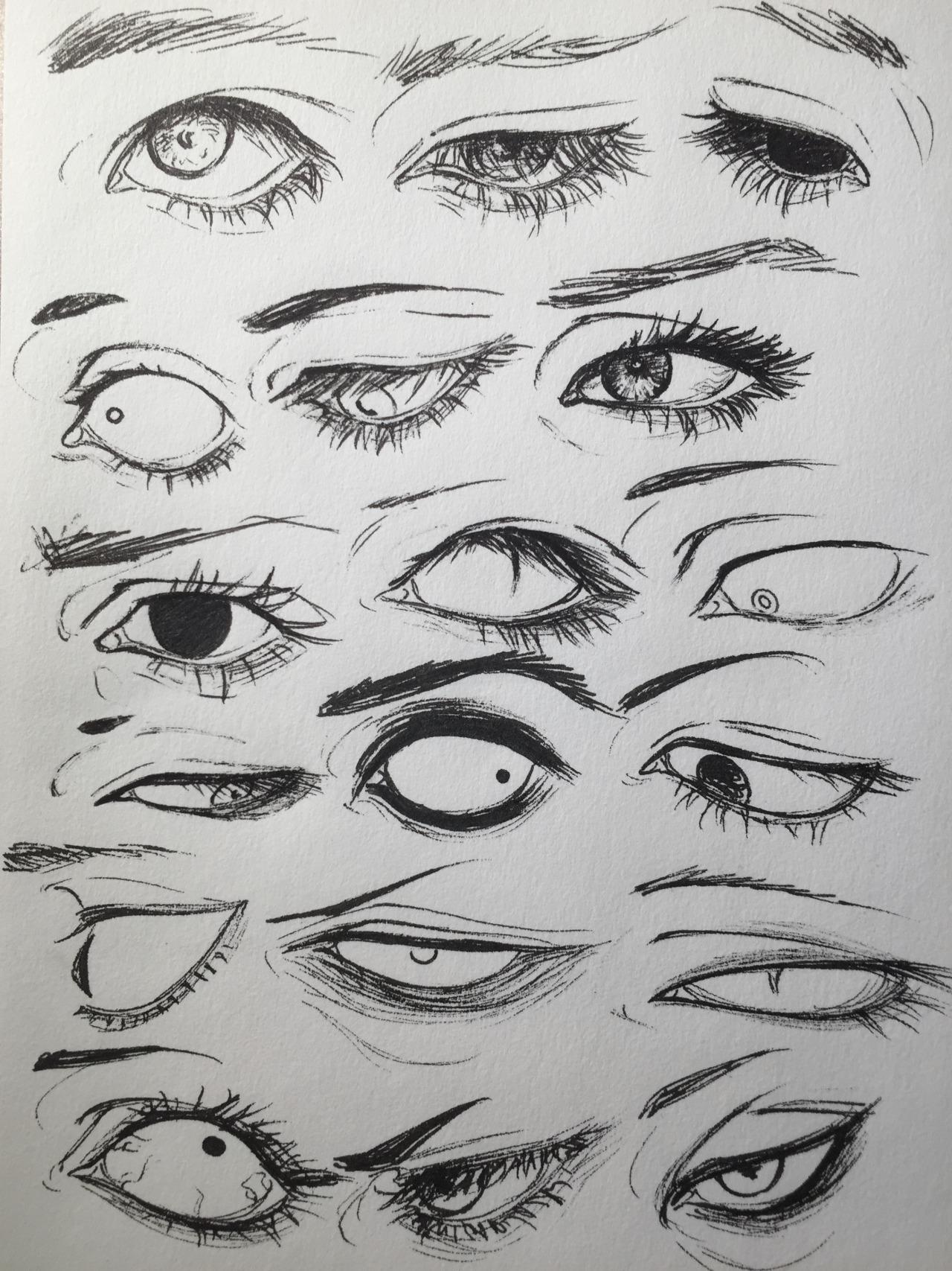 Art Kao Eyes Practice Ll Kao