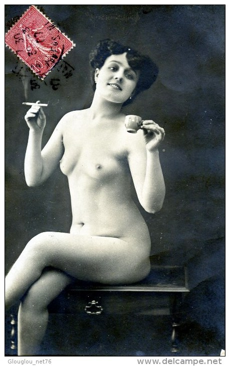 giftvintage:  vintage postcard  lovely little tits