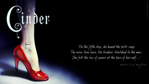 Cinder by Merissa MeyerReviewed by Miranda Boyer I don't know how long I've had a copy of Cinder on my tablet<br /><br /><br /> for – months, maybe even a year. A few weeks ago I was perusing the<br /><br /><br /> Kindle-Audible discount books (If you own the kindle version the audible version<br /><br /><br /> often drops between one and five dollars). I picked out a couple that I'd<br /><br /><br /> wanted to read and downloaded the audio files. I always listen to a book when<br /><br /><br /> I'm driving, cooking, cleaning and then read something else when I'm not<br /><br /><br /> multi-tasking. Cyborgs, future technologies, and Cinderella, how could I pass<br /><br /><br /> this one up? Before I even go into the story, this has to be said: Rebecca Soler, the<br /><br /><br /> narrator for the audio book was EPIC. Everyone had a unique voice and so much<br /><br /><br /> life. She brought the story to life in a way that most people couldn't come<br /><br /><br /> close to doing. The only other good audio book I've listened this year at this<br /><br /><br /> EPIC scale was Ready Player One by<br /><br /><br /> Wil Wheaton. Rebecca Soler could give Wil a run for his money. Okay, that being<br /><br /><br /> said. Cinder is a cyborg mechanic in New Beijing in a futuristic China more then<br /><br /><br /> hundred years after world war four has ended. There is a world of new<br /><br /><br /> technology in addition to governmental intrigue, there is a new dominating<br /><br /><br /> species threatening the lives of Earthens, the Lunars. Cinder meets prince Kai,<br /><br /><br /> when he comes to her for help repairing his android. Quickly the plot thickens<br /><br /><br /> as we learn that he may have to marry the evil magical Queen Lavana to avoid a<br /><br /><br /> war between Earth and the Lunars. On the whole, world building isn't a draw for me as a reader. This book made me<br /><br /><br /> question my former stance though, as it was beautiful and engrossing. I've said<br /><br /><br /> it before, and I'll say it again. I'm a sucker for a fairytale rewrite and this<br /><br /><br /> book was no exception. I enjoyed the twists from the typical Cinderella story<br /><br /><br /> making Cinder so special. Unfortunately this book is only the first in an ongoing series<br /><br /><br /> and the ending leaves us wondering what will happen to our heroin Cinder. I'm<br /><br /><br /> always torn when a book leaves in the middle like this one does, I have no<br /><br /><br /> doubts about picking up a copy of book two, Scarlet<br /><br /><br /> some day soon. I'm even inclined to buy the audio version so that I can<br /><br /><br /> enjoy Soler's performance. I'm sure that it will be just as good as the first.