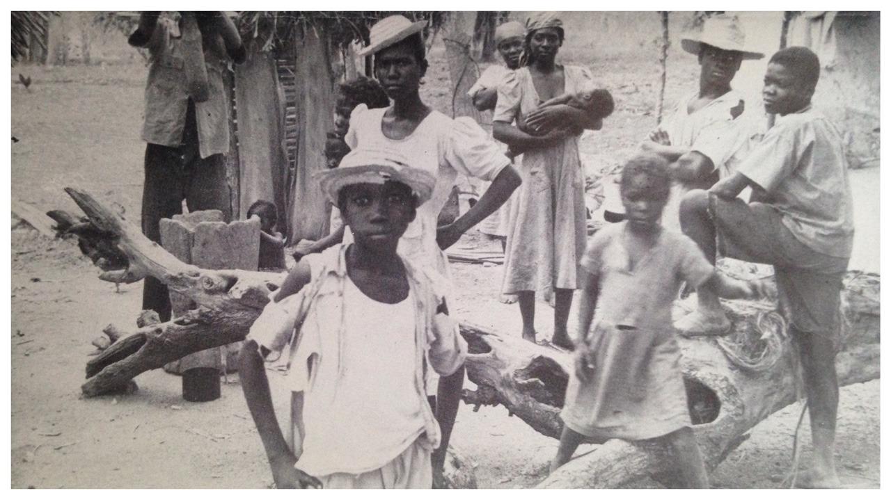 Haiti c.1950