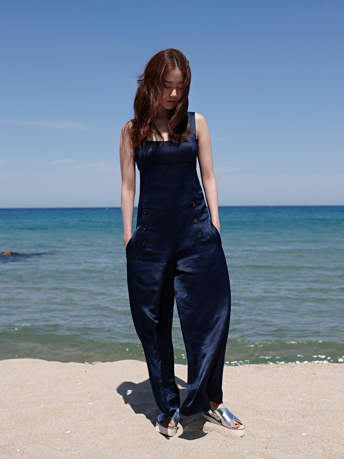 4Minute Ga Yoon - Nylon Magazine July Issue '15