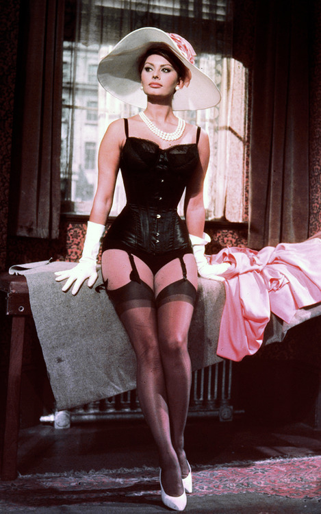 Image result for images, sophia loren, the millionariss
