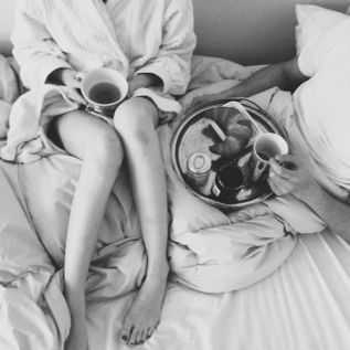 Image result for in bed in the morning