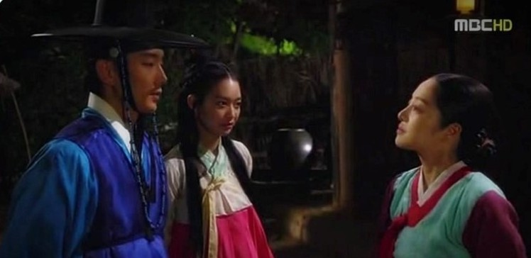 Arang and the Magistrate,Shin Min Ah,Yoon Arang,Lee Junki,Lee Eun-oh,MBC,Yeon Woojin,Joo-hwal,2012,60 Dak.,Tale of Arang,Arang ve Yargıç,