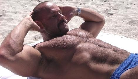 stud muscle worship