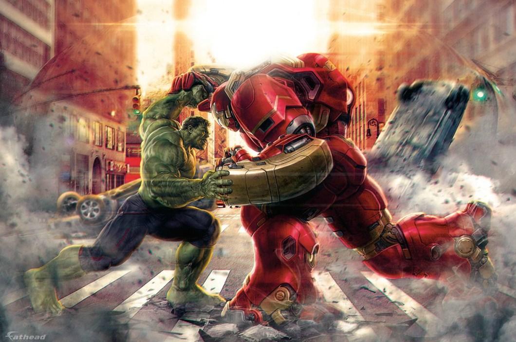Baju Besi Iron Man: Mark 14