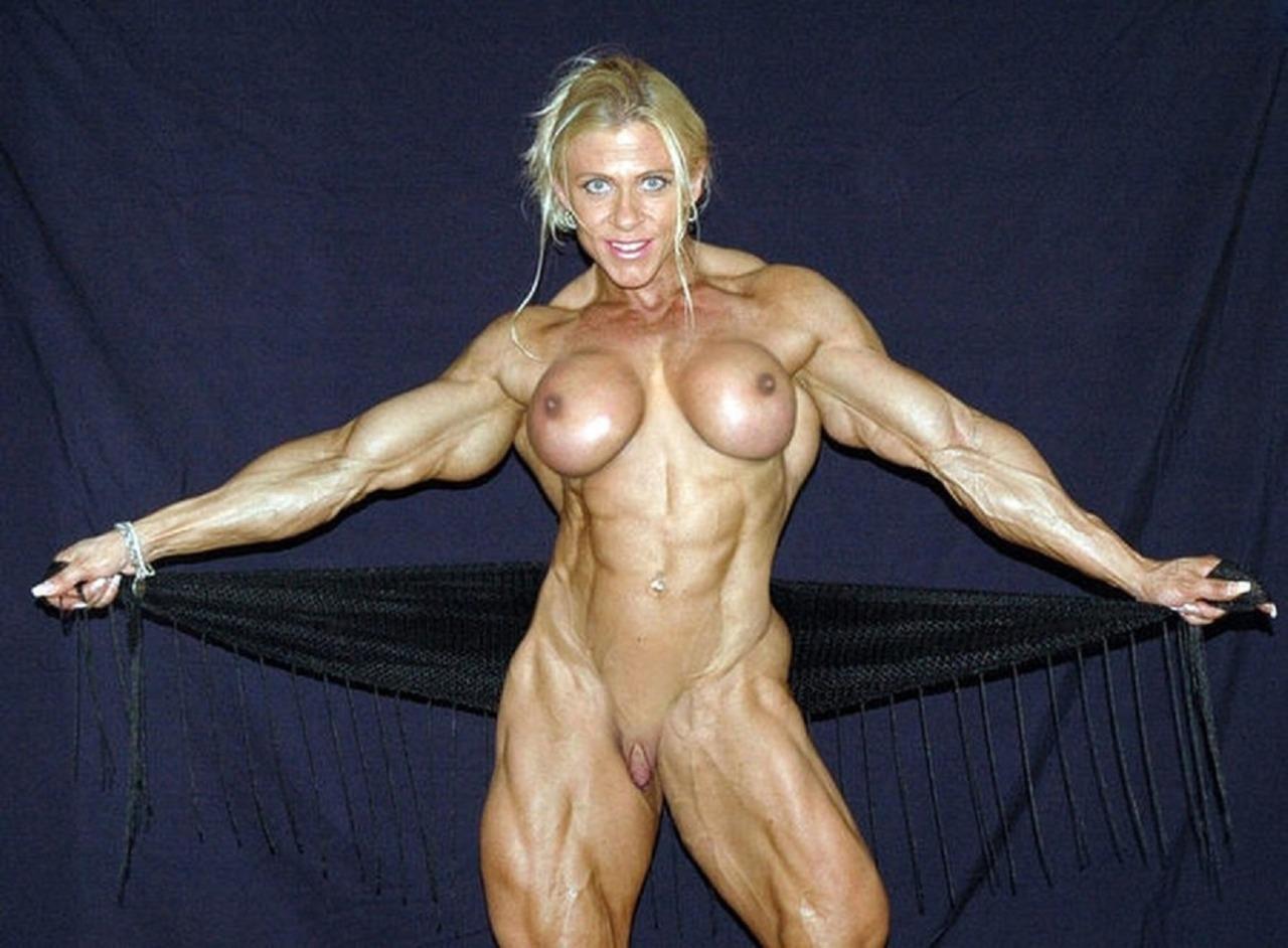 female muscle tumblr