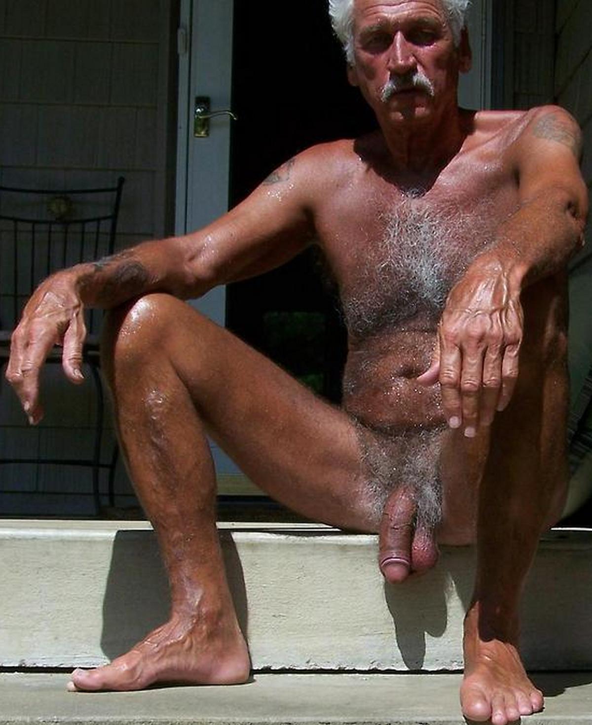Old man dick agree