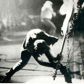 """Alexis Leandro Estrella, Clash, copertina di """"London Calling"""", 1979"""