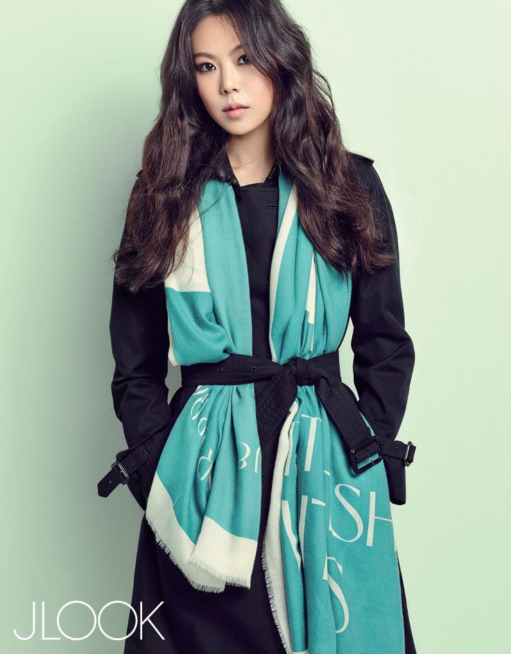 Kim Min Hee - J Look Magazine March Issue '15