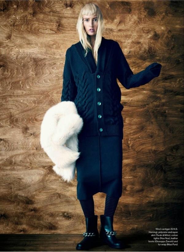 knitGrandeur: Shawl Collar Cardigan