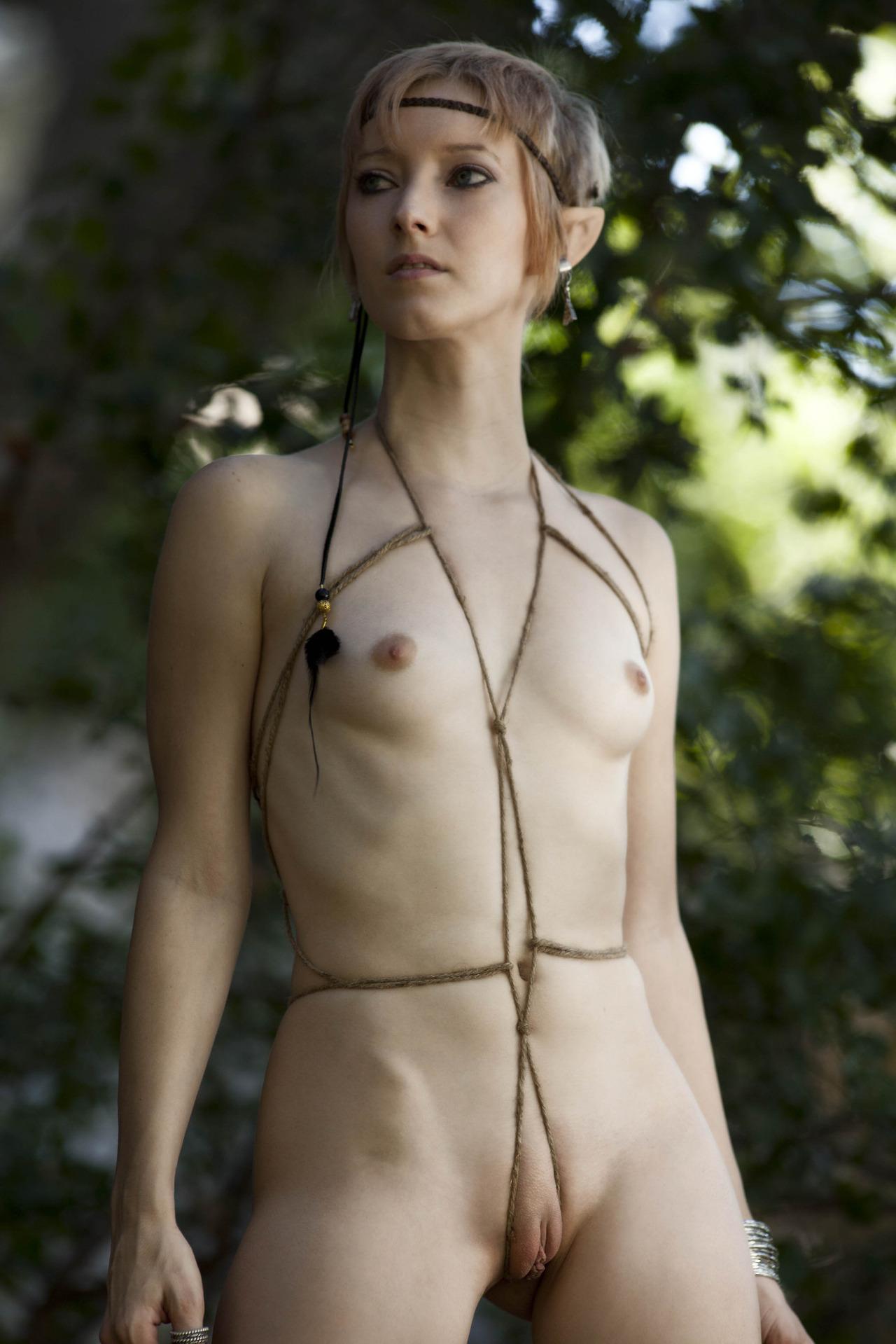 Kato steampunk nude