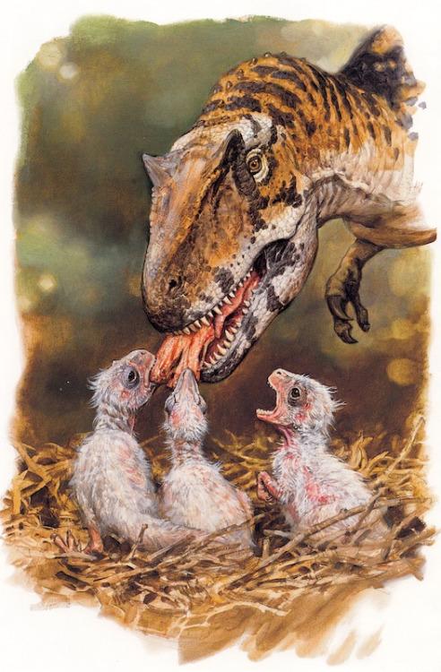 Dinotopia est un monde imaginaire inventé par James Gurney