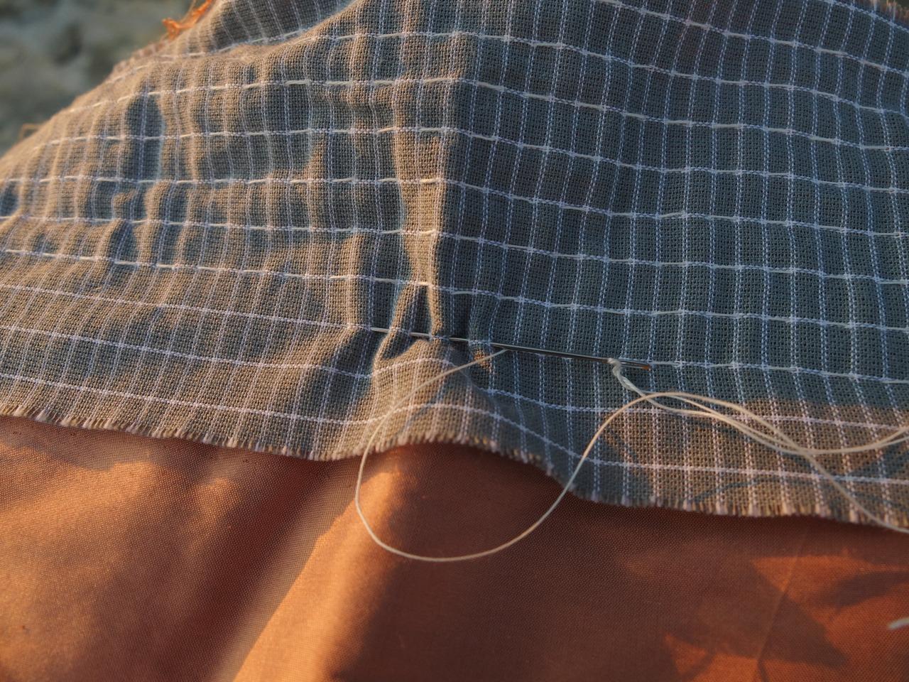 mangia minga - Sewing a Dirndl: Stifteln