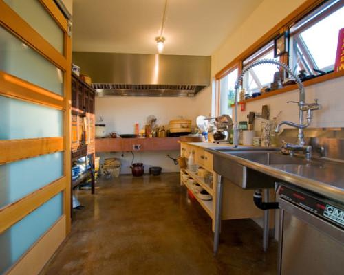 kitchen by richard brown architect aia international