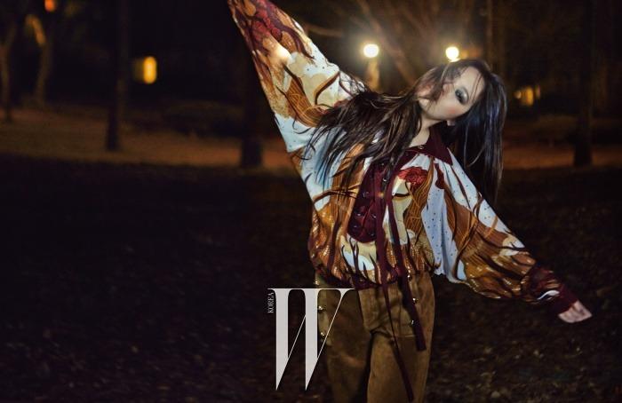 f(x) Krystal - W Magazine March Issue '15
