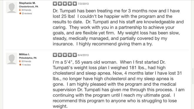 W8MD Philadelphia weight loss program reviews