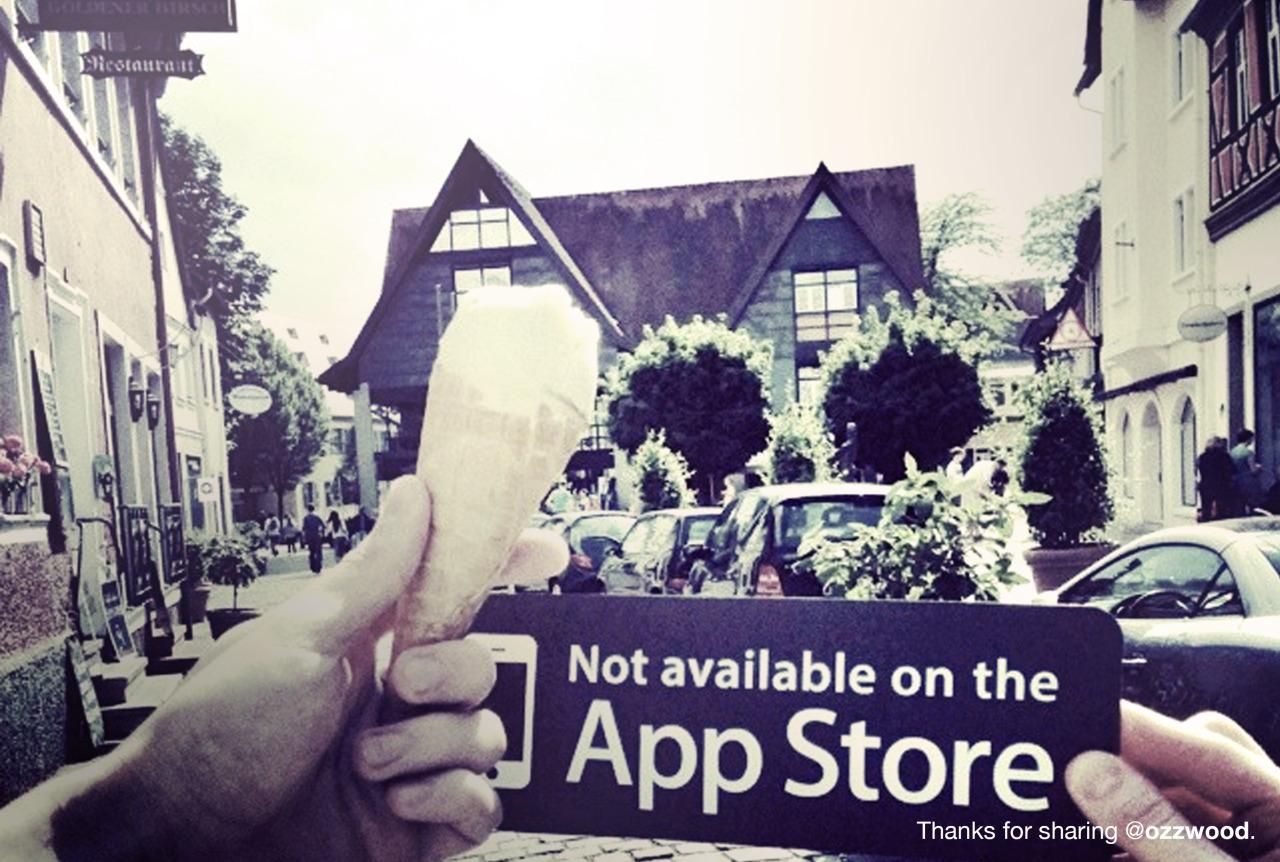Caio, Linn, Rafa - Not on AppStore 07