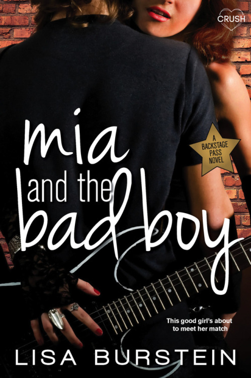 Mia & The Bad Boy by Lisa Burstein