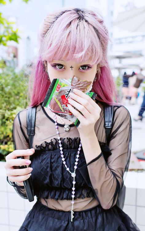 Pretty Cute Fashion Japan Japanese Beautiful Creepy