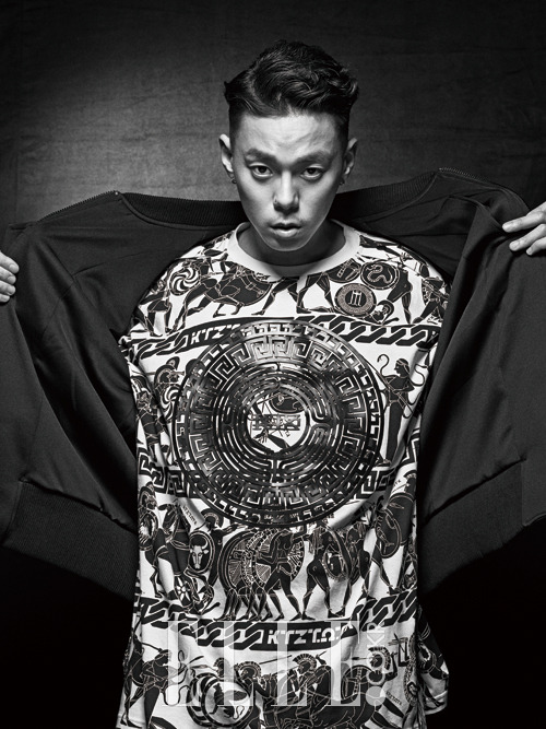 G.Soul - Elle Magazine March Issue '15