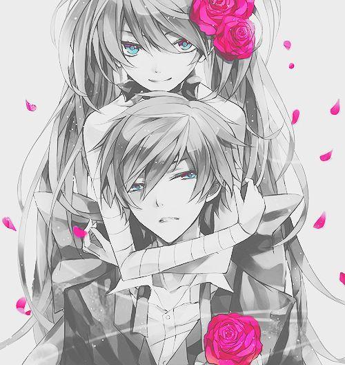 Kết quả hình ảnh cho couple anime