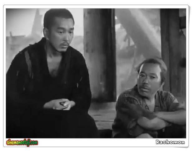 Akira Kurosawa,Toshirô Mifune,1950,88 Dak.,Japonya ,Rashōmon,羅生門,Ryūnosuke Akutagawa ,Rashomon , Rashomon ve Korulukta,Machiko Kyô,Masayuki Mori,Takashi Shimura,Rashomon