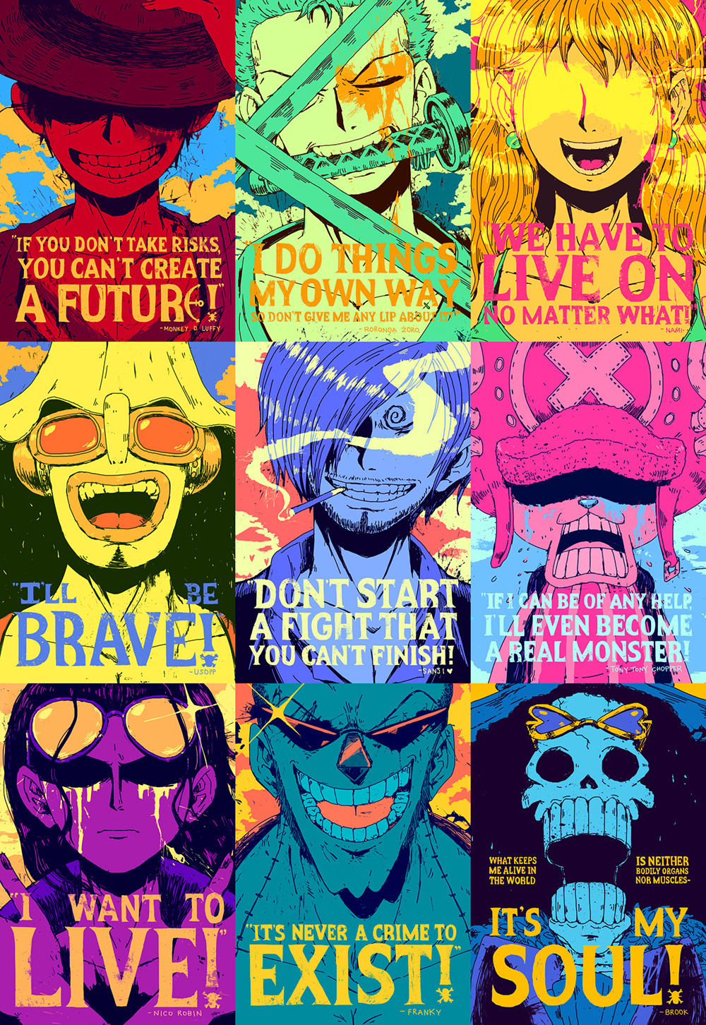 Looking for the best epic zoro wallpaper? anime viewer, omocat: MEDIUM ONE PIECE QUOTE POSTERS are ...