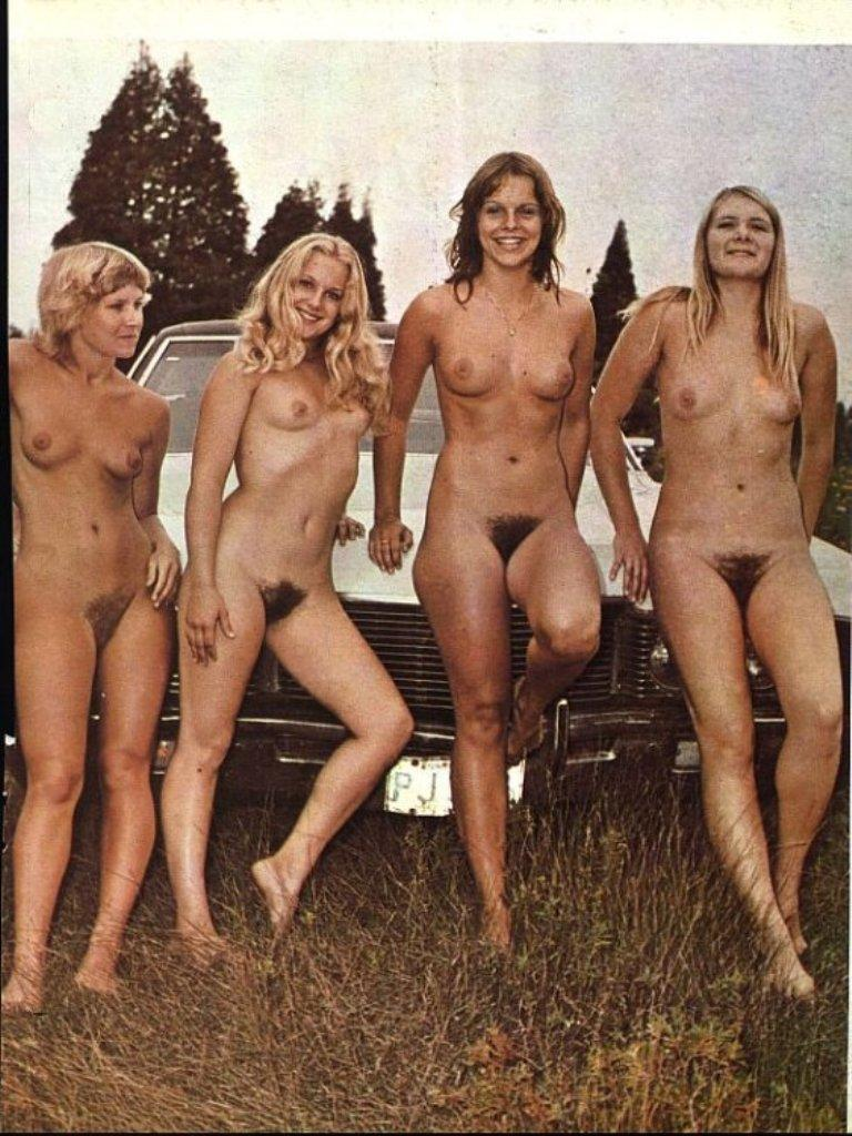 group girls nude