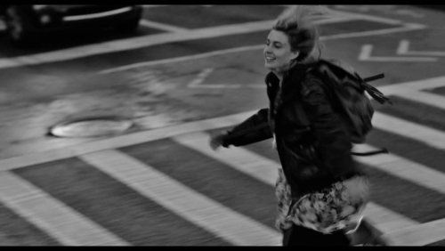 "A young woman in her late twenties pirouettes, jumps, and spins through the streets of New York City as David Bowie's ""Modern Love"" pounds in her head, on the screen, and in our hearts. It is not only the city that sparkles in Noah Baumbach's Frances Ha, but Frances herself. Energetic, prone to folly, and warmly sincere, Frances is perhaps the best illustrated character to come out of film in ages, both a perfect fit for the contemporary environment she inhabits and yet timeless in how human she is. […]  - ""I Like Things That Look Like Mistakes"": The Perfect Imperfection of Frances Ha // The Movie Scene"