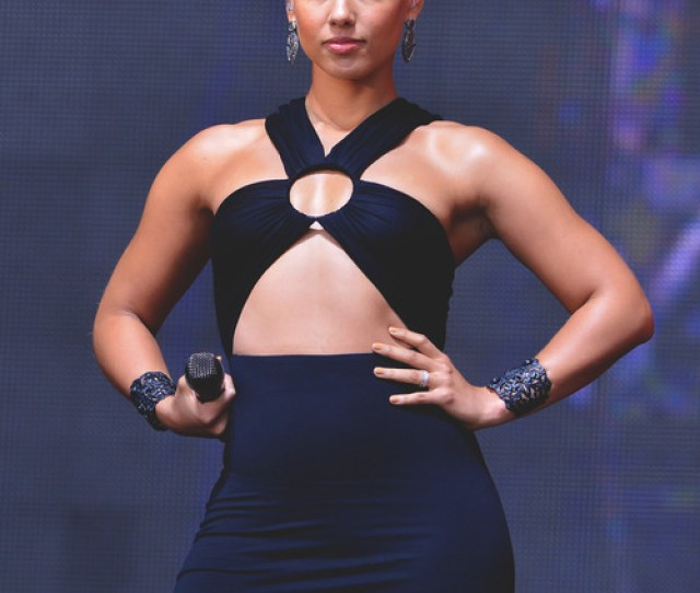 Alicia Keys Looking Mighty Sexy Lately Pics Forbez Dvd