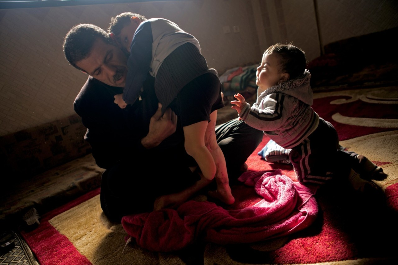 portraitsofmiddleeast:Healing in post-war Gaza photos by: Heidi Levine