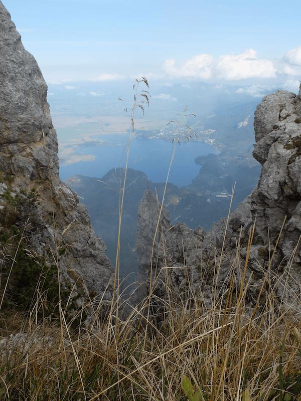mangia minga // Heimgarten + Herzogstand: hike from Walchensee to Heimgarten and Herzogstand
