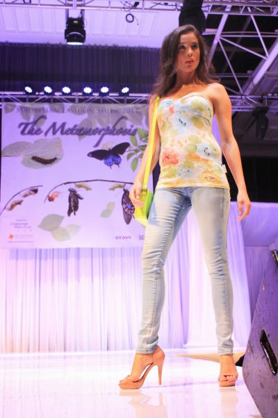 Mauritius Fashion Show Hosted At Double Three By Hilton Hotel Fashion Bloggers And Style