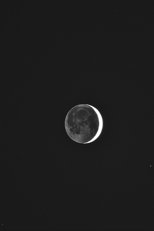 moon phases photography | Tumblr