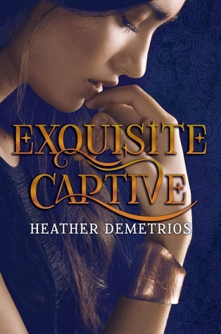 "We're so excited to have Heather Demetrios with us today celebrating her new release EXQUISITE CAPTIVE. Thanks for the interview, Heather! YA Series Insiders: Who is your favorite character to write and why?  Heather Demetrios: Not gonna lie, my favorite character to write is Malek, Nalia's master. I've known from the beginning that he has a dark past and while we get hints of that in Exquisite, it really comes out in Book 2 (Blood Passage, which comes out next October). There's something so incredibly satisfying about slipping into a voice and skin so unlike your own. Malek is unbelievably cruel, but it's his vulnerabilities that get you off balance. Nalia's confusion about him is a direct reflection of my own: you're so evil—why am I drawn to you? This isn't a love triangle situation, though. At most, Nalia has symptoms of Stockholm Syndrome. We learn some secrets about Malek as to why there is this seemingly inexplicable connection between them. But even as Nalia is repelled by him we, the readers, can't help but see those things Nalia isn't privy to. YASI: If you were going to write a spin-off about one of your characters, who would it be and why? HD:  I'd love to write a spin-off about Leilan, Nalia's BFF, who is a free jinni living in Los Angeles. There are a few different kinds of jinn: those who are on the dark caravan (the slave trade), those who are expatriates (they've run away), and political prisoners who've been banished to Earth by the ruling caste of jinn. We learn a little bit about how Leilan escaped Arjinna, but I'd love to explore what it was like for her to make that decision to run away from home and go to an entirely different plane of existence, brave the dangers of crossing through the portal between Arjinna (the jinn realm) and Earth, and how she navigated living in the human realm all on her own. I also suspect cute boys and girls are involved. Leilan's an artist and she sells her work on the Venice Beach boardwalk. I'm curious about how her art helped heal her after some of the stuff that went down in Arjinna. YASI: Who or what was the inspiration for the villain in your book? HD: Exquisite has two major villains (though there are more than two very unsavory characters). One of them is a ghoul—a cannibalistic jinni—that basically uses Earth as a buffet on his search for Nalia, whom he's been hired to kill. I did a lot of research about jinn—there is a wealth of folklore out there—and ghouls are often mentioned. My inspiration came from the book Legends of the Fire Spirits, which is a non-fiction book about jinn lore. I took certain common traits of ghouls and added a little, shall we say, flair. What you get is Haran. If he doesn't scare you, I don't know what will. I had so much fun working on his sections, which are about 3 or 4 pages each and scattered throughout the book. Each section takes place in a different country (I've been to all the countries featured in the book). I had no idea I would enjoy writing horror, but it was great fun! YASI: What motivates you to write even when you don't feel up to it? HD: Fear. Honestly, I make myself sit down and write even when I don't want to because I'm terrified of having a totally dried up creative well, of somehow losing touch with that part of me that writes. There's also fear of disappointing myself, fear of not meeting a deadline, and fear of not being able to crack the code of my work-in-progress. My favorite quote about making art is tacked onto a board right above my laptop—it's by Picasso: ""Inspiration exists, but it has to find you working."" YASI: What book have you read that somehow changed your life and how? HD: I actually wrote a blog post all about this called ""Coming out of the YA Closet"" because one of the reasons I write YA is because of Twilight. This is a pretty unpopular thing to admit, but I'm trying to be more open about it. Haters gonna hate, right? Say what you will about it, that book made me want to write for teens. It was the first time I'd been so hooked on a book that I literally lost weight because I didn't want to take the time to eat—I just had to keep reading. I'd never read a romance before, not that kind, anyway. I loved Harry Potter, but that was pretty much the only fantasy I'd ever picked up too, other than The Hobbit. Imagine my surprise when Edward Cullen walked into that cafeteria. Since then, I've become very educated in the YA genre and have an MFA in Writing for Children and Young Adults from Vermont College of Fine Arts. I'm not a book snob, but I know what's what when it comes to craft. Obviously Twilight has its problems, but I will be forever grateful to the culture that dropped that book in my lap and made me want to create book crack for my future readers someday. YASI: What is the core thing in your book? The one thing you would never in a million years have given up no matter how much money someone paid you? HD: The thing I wouldn't have given up in The Dark Caravan Cycle is its connection to slavery and, more specifically, trafficking. There are a lot of other huge issues that come into play with the novels, but I think the thing that sets this apart from other fantasies is the jinn folklore connection to slavery. We always see jinn enslaved to human masters who make them do their bidding. It was important for me to really highlight this unique aspect of their character. They are magical creatures with enormous potential, yet they are constantly being stifled by people who have zero magical power. I quickly realized that this idea of transporting jinn in lamps and bottles means that they're being trafficked in some way. I wouldn't have wanted to give up the idea of the dark caravan, which is a euphemism for the jinn slave trade. This was never going to be a cute book about wishes. YASI: Did anything happen in your series that surprised you, that you didn't plan? HD: I would say that the biggest surprise so far has been the changes I'm making in regards to Book 3. In Book 2 (Blood Passage), there are definitely things that came out that I hadn't expected, but I always knew Book 2 would have surprises for me and for the reader because it was the one that terrified me. I am SO PROUD of Book 2. I really keep the reader on their toes, if I do say so myself. A LOT of unexpected things happen and I was just as surprised as the reader is going to be. Now I'm working on Book 3 (Freedom's Slave) and I realized that my original ideas for it just aren't satisfying after all the cool places Book 2 took me. I want to surprise my readers and find unique ways to honor these incredibly cool jinn legends my story is born from. So I'm really going back to the drawing board and figuring out how to use some of the new characters that come in the story in Book 2 and reconsidering my plans. It's exciting and terribly scary, all at the same time. YASI: If you could pull one thing from your series world to have in real life, what would it be? HD: I created this magical energy force called ""chiaan"" – it's how my jinn draw magic from the elements around them, but it's also the energy they have inside themselves. Each energy force is individualized within each jinni. Just like fingerprints, no two are the same. So their particular magic is related to a feeling you get about them that is also somehow related to the element they draw magic from (so earth jinn—""Djan""—might have a calm, resolute, strong kind of feeling to their magic). I discovered it when writing the sexy dance scene between Nalia and Raif—I love how it can be unbearably sexy, this exchange of energy even when nothing sexy is necessarily going on (okay, but that dance puts Dirty Dancing to shame). It's extraordinarily intimate—kinda like touching someone's soul. I love this idea, that you can share this really intense connection with another person that is transmitted through a simple touch. You can get the true measure of a person this way. Chiaan will out, so to speak. That's why my jinn very rarely touch one another. To touch someone's bare skin without their permission would be the height of rudeness. About the Book  Forced to obey her master.  Compelled to help her enemy.  Determined to free herself.  Nalia is a jinni of tremendous ancient power, the only survivor of a coup that killed nearly everyone she loved. Stuffed into a bottle and sold by a slave trader, she's now in hiding on the dark caravan, the lucrative jinni slave trade between Arjinna and Earth, where jinn are forced to grant wishes and obey their human masters' every command. She'd give almost anything to be free of the golden shackles that bind her to Malek, her handsome, cruel master, and his lavish Hollywood lifestyle.  Enter Raif, the enigmatic leader of Arjinna's revolution and Nalia's sworn enemy. He promises to free Nalia from her master so that she can return to her ravaged homeland and free her imprisoned brother—all for an unbearably high price. Nalia's not sure she can trust him, but Raif's her only hope of escape. With her enemies on the hunt, Earth has become more perilous than ever for Nalia. There's just one catch: for Raif's unbinding magic to work, Nalia must gain possession of her bottle…and convince the dangerously persuasive Malek that she truly loves him. Battling a dark past and harboring a terrible secret, Nalia soon realizes her freedom may come at a price too terrible to pay: but how far is she willing to go for it?  Inspired by Arabian Nights, EXQUISITE CAPTIVE brings to life a deliciously seductive world where a wish can be a curse and shadows are sometimes safer than the light. Amazon 
