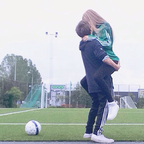 sports couple | Tumblr