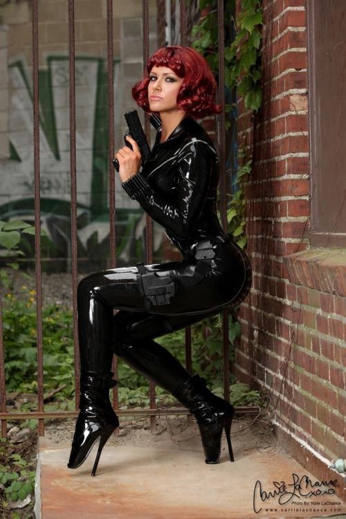 Black Widow  Nerdy Girls Nude-5773