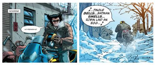 JINGLE BELLS BATMAN SMELLS | Tumblr