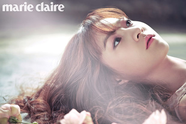 Kim Sae Ron - Marie Claire Magazine March Issue '15