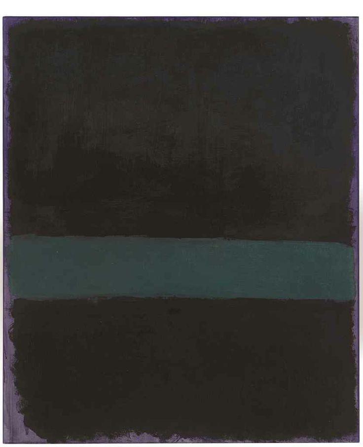 dailyrothko:  Mark Rothko, Untitled.