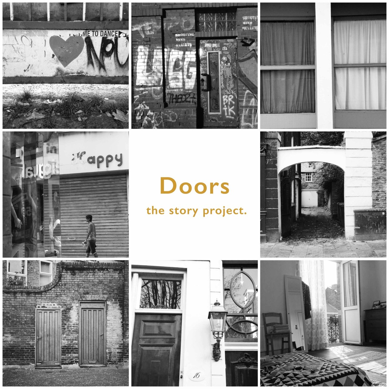Introducing… my story project - Doors.Last year I got addicted to taking photographs of doors - interesting doors, shabby doors, beautiful doors… I had to give it up because after a while it became noticeable that I really wasn't getting anywhere on time and a lot of the time I was just getting in people's way. Thanks to a lot of encouragement after the American Travel Journals from readers of this blog, I've decided to keep going with the stories and to see if I can come up with a collection on the themes of doors, locks, locked in, locked out, small spaces and a likely morgan-sized dose of peril. The first story is written and It's called FRANKFURT… because it takes place in Frankfurt. I'm running before I can walk. I hope you like it. Read here.Then there was FOOTBALL METAPHORS a story from York.Then came BATHROOM DOOR from a nice bit of Walthamstow.