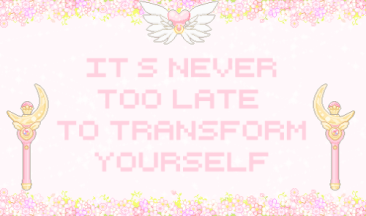 cute kawaii positive pixels pixel text sailor moon chellychuu •