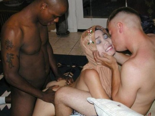 spankwikimuslim muslim in interracial gangbang one muslim