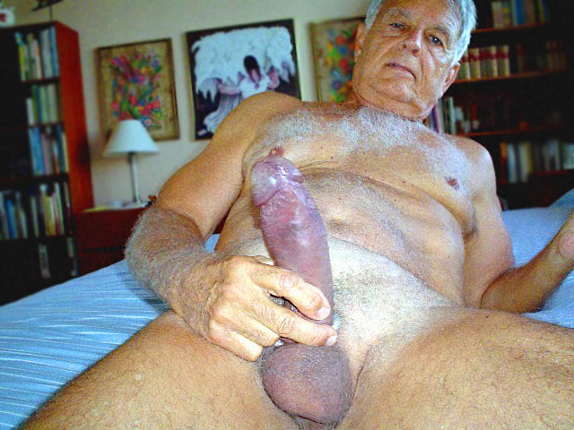 dirty old man cock