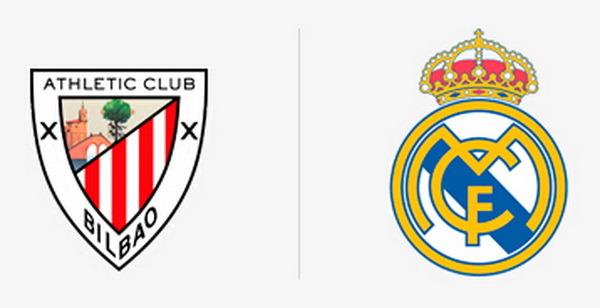 Athletic vs Real Madrid | Liga BBVA JORNADA 5 | 23/09/2015El encuentro de Primera División 2015/2016 correspondiente a la Jornada 5 se disputará el día 23/09/2015.21:00H. TV: C+ PARTIDAZOEstadio: San MamésEl estadio se encuentra en Bilbao y dispone de capacidad para unos 53000 aficionados. Real Madrid visita a Athletic Bilbao, en el primer examen serio para Rafa BenítezHasta el momento, el camino de Real Madrid no deja dudas: cuatro victorias en cinco partidos, invicto y sin recibir goles, aunque con rivales menores como Sporting de Gijón, Betis, Espanyol, Shakhtar Donetsk y Granada. San Mamés será testigo directo del duelo que va a enfrentar a Athletic Club de Bilbao, que llega decimotercero con 3 puntos en cuatro partidos disputados, y Real Madrid, segundo en la tabla clasificatoria con 10 puntos sin haber perdido todavía.En cuanto a la formación, Rafa Benítez no podrá contar con Sergio Ramos, James Rodríguez, Danilo ni Gareth Bale. Finales:Real Madrid ganó 2-1 al Athletic BilbaoBenzema(19')(70')/Sabin(67')El Real Madrid logró un nuevo triunfo en la Liga BBVA y es líder en la Liga BBVAKarim Benzema, con dos goles, fue el gran protagonista del partido. El francés está en plena forma y anotó un tanto en cada mitad. Keylor Navas perdió el récord del arco invicto.Benzema sumó su quinto tanto en la Liga española, la misma cantidad de goles que Cristiano Ronaldo y Nolito, del Celta de Vigo.Con este resultado de la quinta fecha de la Liga española, el Real Madrid sumó trece puntos que lo sitúan como líder, ya que el Barcelona fue goleado por el Celta de Vigo.