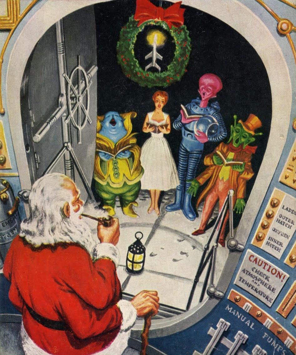 70s Scifi Art Ivibites Photography