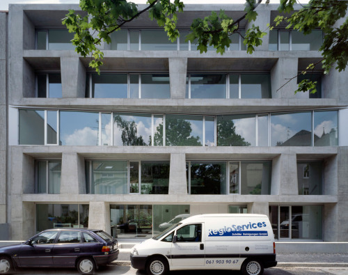 Silvia gmur reto gmur architecture - Gmur architekten ...