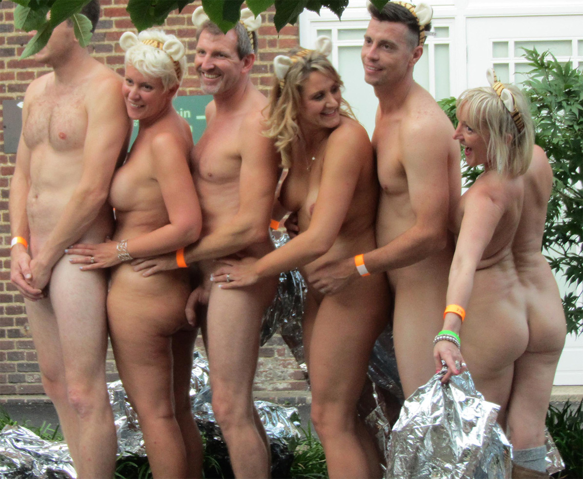 Properties turns Nude groups mixed gender and